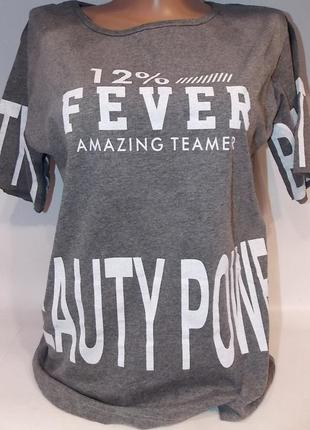 💣материал: коттон + ликра крутая футболка  размеры с\м\