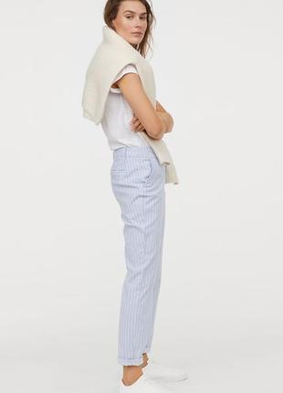 Фирменные брюки h&m, размер 36/6