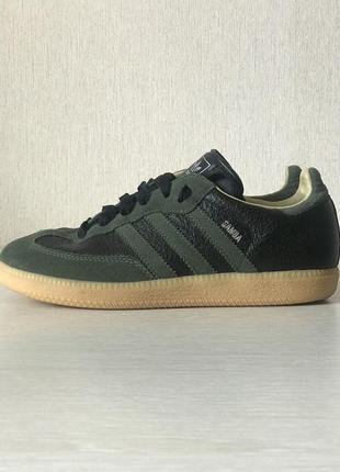 Кроссовки 37 р. adidas samba оригинал кожа