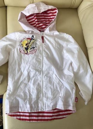 Куртка ветровка стильная фирменная