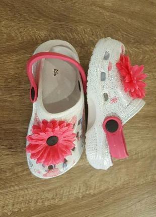 Шлепки сандали