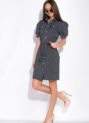 Тренд платье в горошек