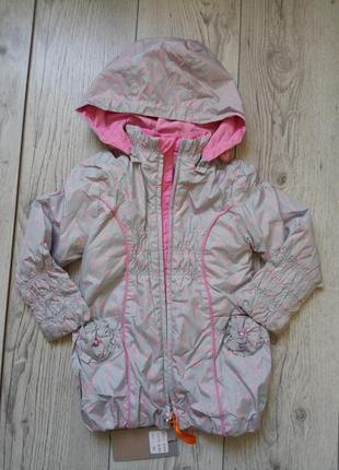 Ветровка,курточка на девочку