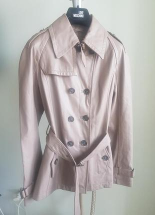 Куртка/плащ кожаная