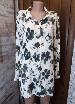Классное платье рубашка