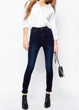 Стильные джинсы скинни clockhouse, 40 размер.
