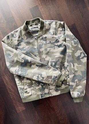 Куртка бомбер noisy may