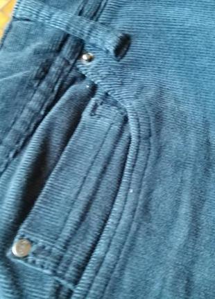 Вельветовые джинсы colin's