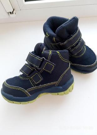 Термоботинки, ботинки