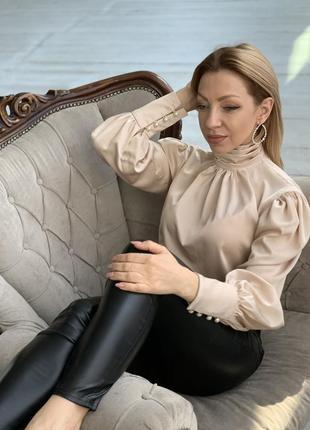 Блуза из шёлка