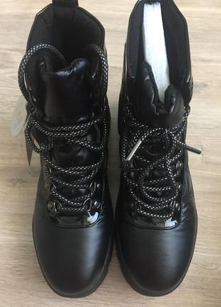 Ботинки женские водонепроницаемые
