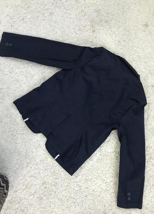 Итальянский пиджак street gang на мальчика на рост 122-128 см
