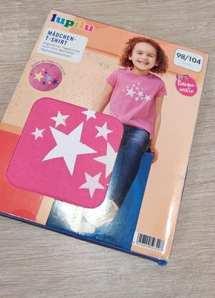 Крутые коттоновые футболки. звёзды меняют цвет.