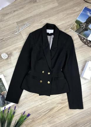 Vila стильный базовый пиджак жакет 😍