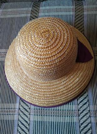 Продам шляпку (2-4 г.)