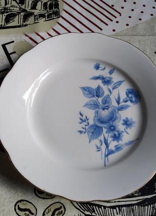 Тарелка десертная гдр
