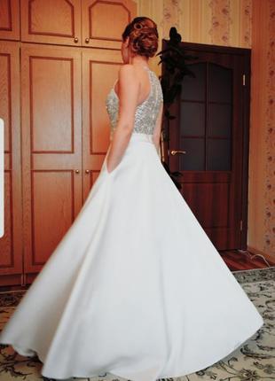 Свадебное платье jovani usa