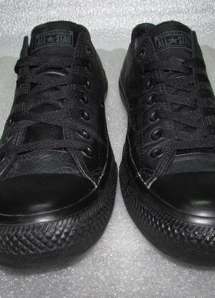 Converse all star = кожаные кеды = вьетнам р 45 / 29,5 см