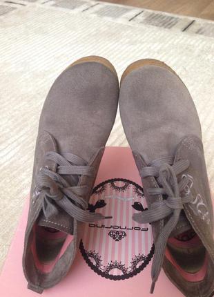 Ботинки fornarina2