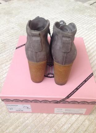 Ботинки fornarina3
