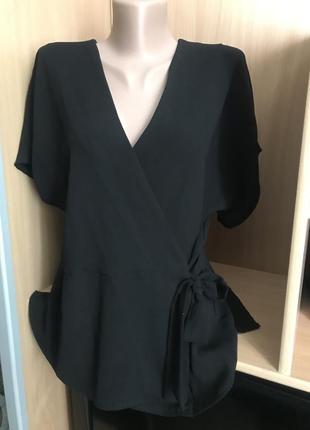 Шифоновая женская блуза