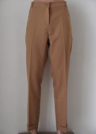 Классические прямые брюки - идеальная база для образов, р.46,48,50,52,54,56 к.1001м