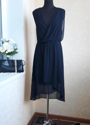Шифоновое платье miss selfridge