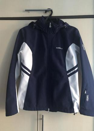 Фирменная куртка ветровка glissade