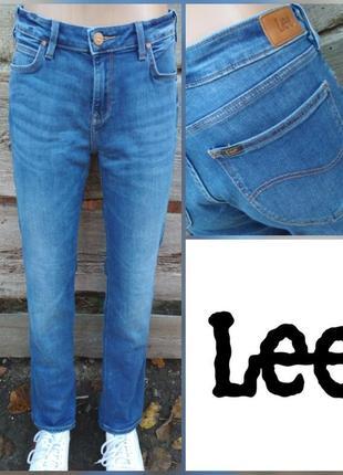 Брендовые джинсы скини lee