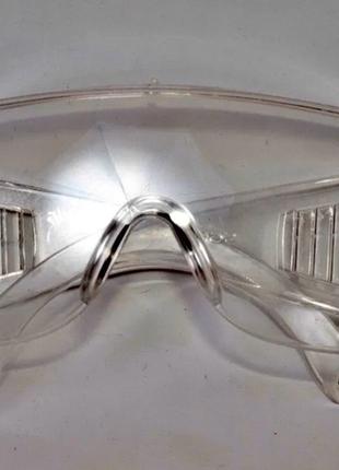 Хит !!! защитные прозрачные очки для респираторов и масок тренд весна 2020
