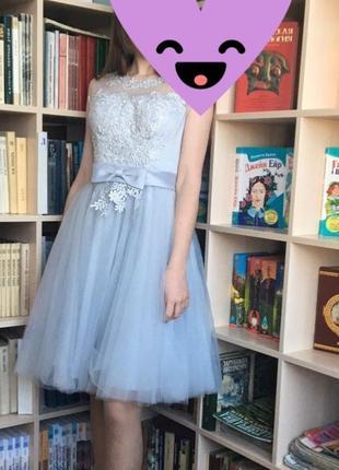 Пышное платье/ платье на выпускной