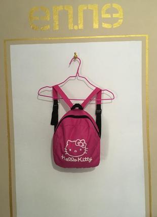 Рюкзак hello kitty для девочки 2-5 лет