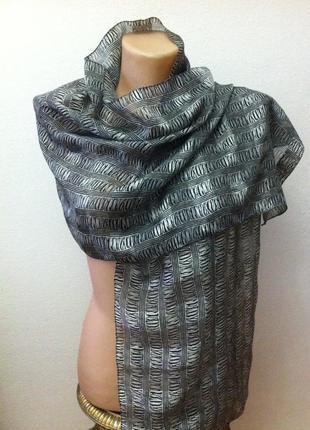Красивый шарф, италия