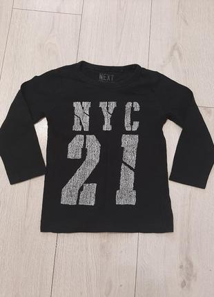 """В наличие реглан next 3-4года,рост 104,""""nyc 21""""!недорого!"""