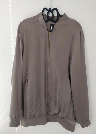 Бомбер,ветровка,куртка удлиненная/брендizabel london