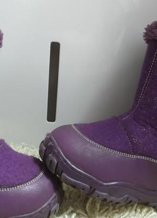 Валенки ботинки ортопедические шалунишка бу натуральние 16,5-17см