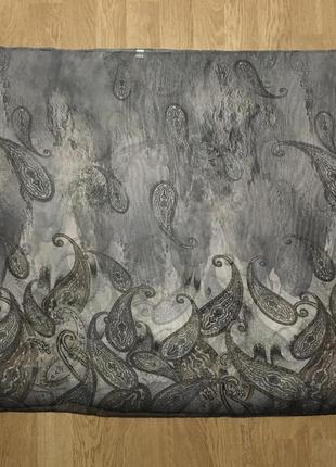 Шёлковый снуд хомут платок очень нежный