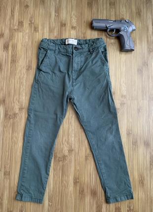Крутые легкие брюки zara 4-5 лет, 110см