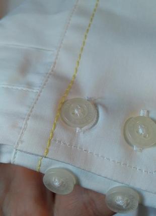 Рубашка белая hans ubbink германия