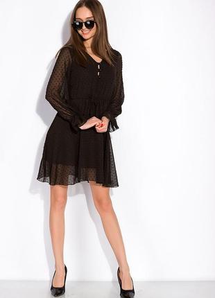 Легкое шифоновое платье 103p481