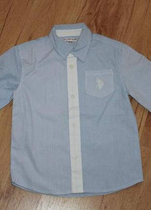 Рубашка polo, на 2 года.