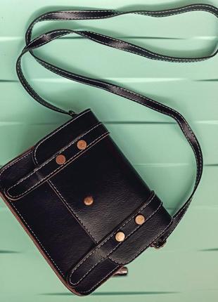 Симпатичная компактная сумочка