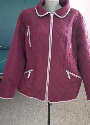 Легко утепленная еачественная куртка5ц-54р