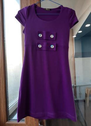 Платье, сарафан,туника, платье футболка
