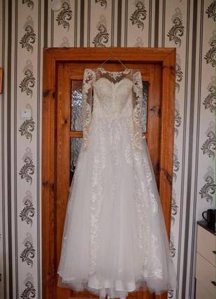 Весільне сукня
