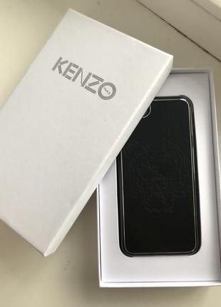 Чехол на iphone 7 от kenzo. оригинал