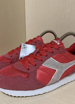 Diadora,  оригинал  фирменные  кроссовки, кеды   стильные,  итальянский   бренд