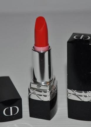 Помада для губ christian dior rouge dior couture colour matte  миниатюра