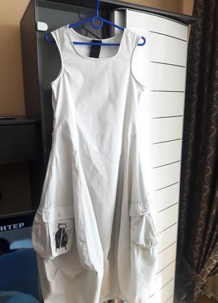 Стильное платье,сарафан rundholz.