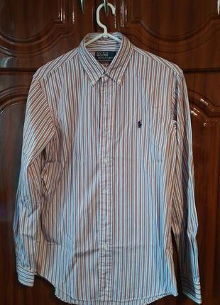 Стильная рубашка ralph lauren